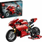 LEGO Technic Ducati Panigale V4 R 42107 Building Kit $63.20 Delivered @ Amazon AU (Expired) / Big W