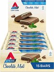 Atkins Chocolate Mint Bars 15 x 60g $33.75 + Shipping (Free with Prime) or $30.38 Delivered via Subscribe & Save @ Amazon AU