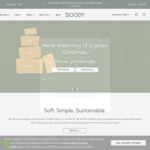 20% off Full-Price Items @ Boody Bamboo Clothing
