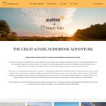Audible.com.au + Empty Esky [Free Audiobooks for travellers]