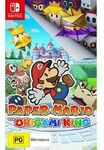 [Switch] Paper Mario: TOK $50 ($40 W/ APT), Xeno $40 (OOS), Borderlands / Outer Worlds $30 C&C / + Delivery ($0 w/ EP) @ EB eBay