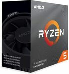 Ryzen 5 3600 $310.53 Delivered ($279.48 after Zip Pay Credit) @ Amazon AU