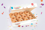 [NSW, VIC, WA, QLD] Original Glazed Dozen for $12 (Click & Collect) @ Krispy Kreme via Scoopon