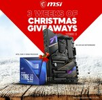 Win an Intel Core i9-10900K & MSI Z490 ACE Motherboard Worth $1,649 from MSI ANZ