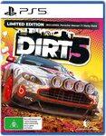 [PS5] Dirt 5 Limited Edition $59, Mortal Kombat 11 Ultimate $59 @ Amazon AU & JB Hi-Fi