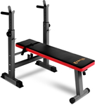 Everfit Multi-Station Weight Bench Press - $108.00 + Shipping ($98 with $10 New Signup Voucher, Was $249) @ Home Gym Australia