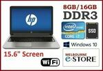 "[Refurb, eBay Plus] HP Probook 650 G1 15.6"" i7-4600M, 16GB RAM, 240GB SSD, W10Pro Laptop $479 Delivered @ eBay melbourne-estore"