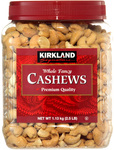 Kirkland Signature Whole Fancy Cashews 1.13kg - 2 for $24.99 Delivered @ Costco (Membership Required)