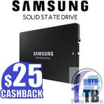 """Samsung 870 EVO 1TB 2.5"""" SATA SSD $140.25 Delivered ($115.25 after Samsung Cashback) @ Futu Online eBay"""