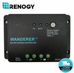 Wanderer 30Amp PWM Charge Controller 12V Solar Regulator $23.99 Shipped @ Renogy Solar eBay