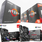 AMD Ryzen 5 5600x + MSI MAG B550 Tomahawk Motherboard Combo $594.15 ($580.17 eBay Plus) Delivered @ Shopping Express eBay