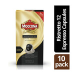 Moccona Barista Reserve Latte 12 Strength X 10 Capsules (Compatible with Nespresso) $3.50 @ Coles