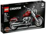 LEGO Creator Expert Harley Davidson Fat Boy 10269 $76 Delivered @ Catch
