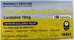 Trust Loratadine 10mg 100x Tabs (Generic Claratyne) $13.99 Delivered @ PharmacySavings