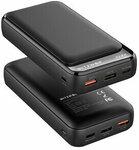 BlitzWolf BW-P11 20000mAh Type-C USB PD & QC 3.0 18W Power Bank US$18.99 (~A$25.91) AU Stock Delivered @ Banggood