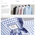 3 Shirts for $99 + $20 Delivery @ Charles Tyrwhitt