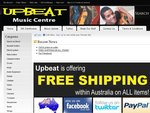 FREE $15 VOUCHER Off Any Musical Product! NO Minimum Purchase Required! upbeatmusiccentre.com.au