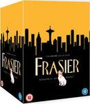 Frasier - Series 1-11 Complete 44 Disc DVD Boxset - $65 Delivered @ Zavvi