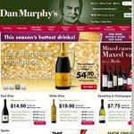 Dan Murphy's - Tanqueray Gin $36.90, Russian Standard St.Petersburg Vodka 700ml $28.95,