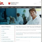 Free Short Course: CISSP Security (Exam Not Included)