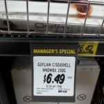 Guylian Chocolate Seashells 250g $6.49 (RRP $16.42) - Managers Special @ IGA Stanmore