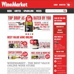 $25 Voucher for WINEMARKET for Completing a Survey