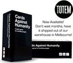 Cards against Humanity - $39.95 with Free Express Shipping (FB Like Required) @ The Totem
