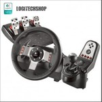 Logitech G27 Racing Wheel PC/PS3 $259 with Free Delivery-Logitech Shop & Logitech eBay