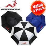 Woodworm 3-Pack Umbrella Set $24.95 Delivered @ OO