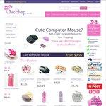 10% off Any Computer Mouse on ChicShop.com.au