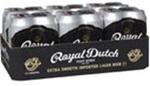 Royal Dutch Post Horn Ext Smooth Cans 24x 500ml $38 @ 1st Choice