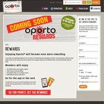 Oporto Rewards - Free $5 Credit, Free Birthday Meal, Points = $ Off