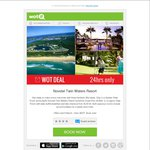 Novotel Twin Waters Resort (QLD) from AU $99 - from Wotif for 24hours