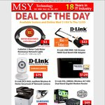 MSY - Deal of the Day - CAT6 from $3, CM GX2 Pro Bronze 550w PSU $69, AC Wifi Adapter $22