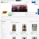 Toy Figure World eBay Store 20% off Storewide Sale