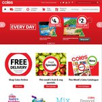 50% off Lynx Body Spray $2.86-$2.99, Coke 1.25L $1.39, 40% off Pyrex, 40% off Skype Gift Cards + More @ Coles