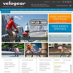 Velogear Cycling Gear Free Shipping Ends 11/11