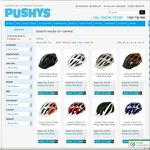 Carrera Helmets $9.99 - $29.99 + Shipping (RRP $119.95 - $239.95) @ Pushys