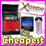 Optimum Nutrition Gold Standard Whey 10 LB 4.5 KG for $135.15 + Free Gift @Xtreme Warehouse eBay