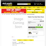 Pebble Time Steel Black $204.99 @ Dick Smith Click & Collect