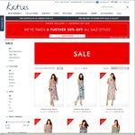 50% off Sale Items at Katies