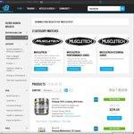 20% off MuscleTech Supplements @ Bodybuilding.com