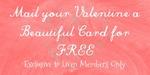 Free Valentines Card to The One You Choo Choo Choose via Liven (Save $6.45)