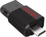 SanDisk Ultra Dual 64GB USB $28, SanDisk Extreme 16GB USB $18 @ Harvey Norman