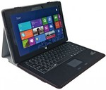 Amicroe Leather Cover with Keyboard & Trackpad for Microsoft Surface Pro 3 $18 at Harvey Norman