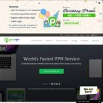 PureVPN: 2 Years VPN Subscription for the Price of 1, US $49.95 (~$67.89 AUD)