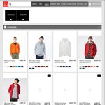Mens and Womens Sweater & Hoodie Sale @ UNIQLO - $19.90 + Delivery (Free over $50)