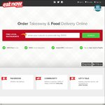 $10 off Your EatNow Order - Queen's Birthday Long Weekend (Delivery Orders Only)
