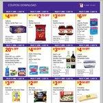 Costco 17/6-3/7: Cadbury Jumbo Pack 1.56kg $18.39, Nutella 2x1kg $13.99, OMO Laundry Powder 2x5kg $43.98+More (Membership Req'd)