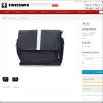 Messenger Bag @ SWISSWIN $25 + Shipping